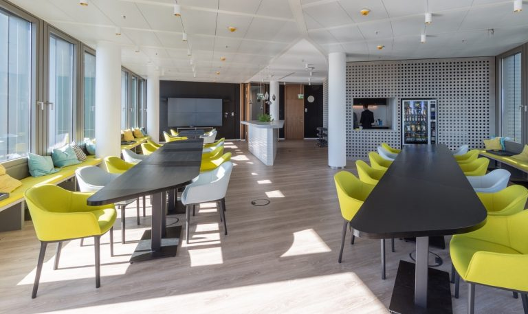 Realisierung Bürokonzept Ernst & Young