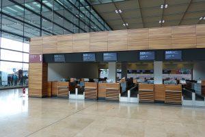Flughafengelände Berlin – Schönefeld