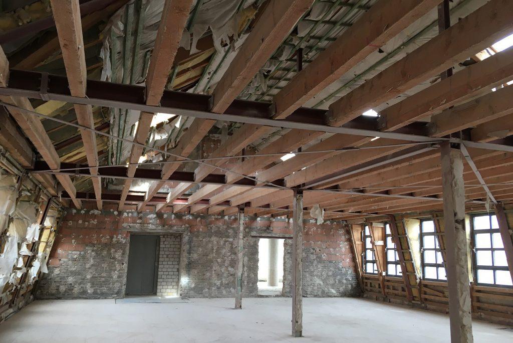Umbau | Sanierung Gewerbebau