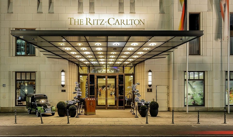 Realisierung Spa Bereich Ritz Carlton
